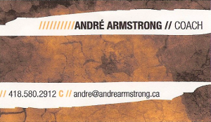 André Armstrong - Coach