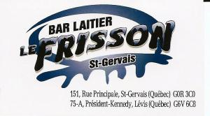Bar laitier Le Frisson
