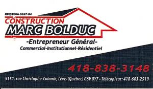 Construction Marc Bolduc Inc