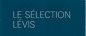 Le Sélection Lévis - recto