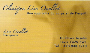 Clinique Lise Ouellet (thérapeute)