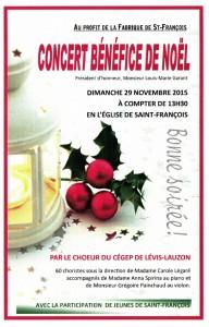 Fabrique St FrancoisPage couverture